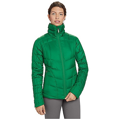 Free Shipping. Nau Women's Down Sweater DECENT FEATURES of the Nau Women's Down Sweater Insulation - 800 fill goose down Reverse coil DWR front zip with wind flap 2 zip hand pockets Inside drop-in mesh pocket Shaped sleeve hem with internal elastic cuffs Drawcord hem The SPECS Weight: 9.2 oz Shell and Lining: 32 denier recycled polyester ripstop DWR Insulation: 800 fill down - $234.95