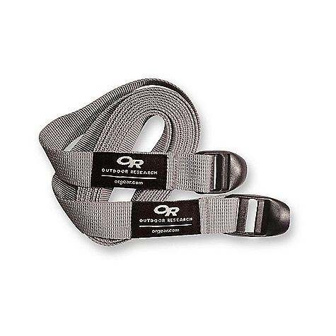 Outdoor Research Accessory Strap The SPECS 3/4in.-Wide Nylon Webbing Nylon Tension Lock The SPECS for 36 Dimension: 36 x 3/4in. / 91 cm Weight: 1.3 oz / 36 g The SPECS for 48 Dimension: 48 x 3/4in. / 122 cm Weight: 1.6 oz / 46 g   This product can only be shipped within the United States. Please don't hate us. - $8.50
