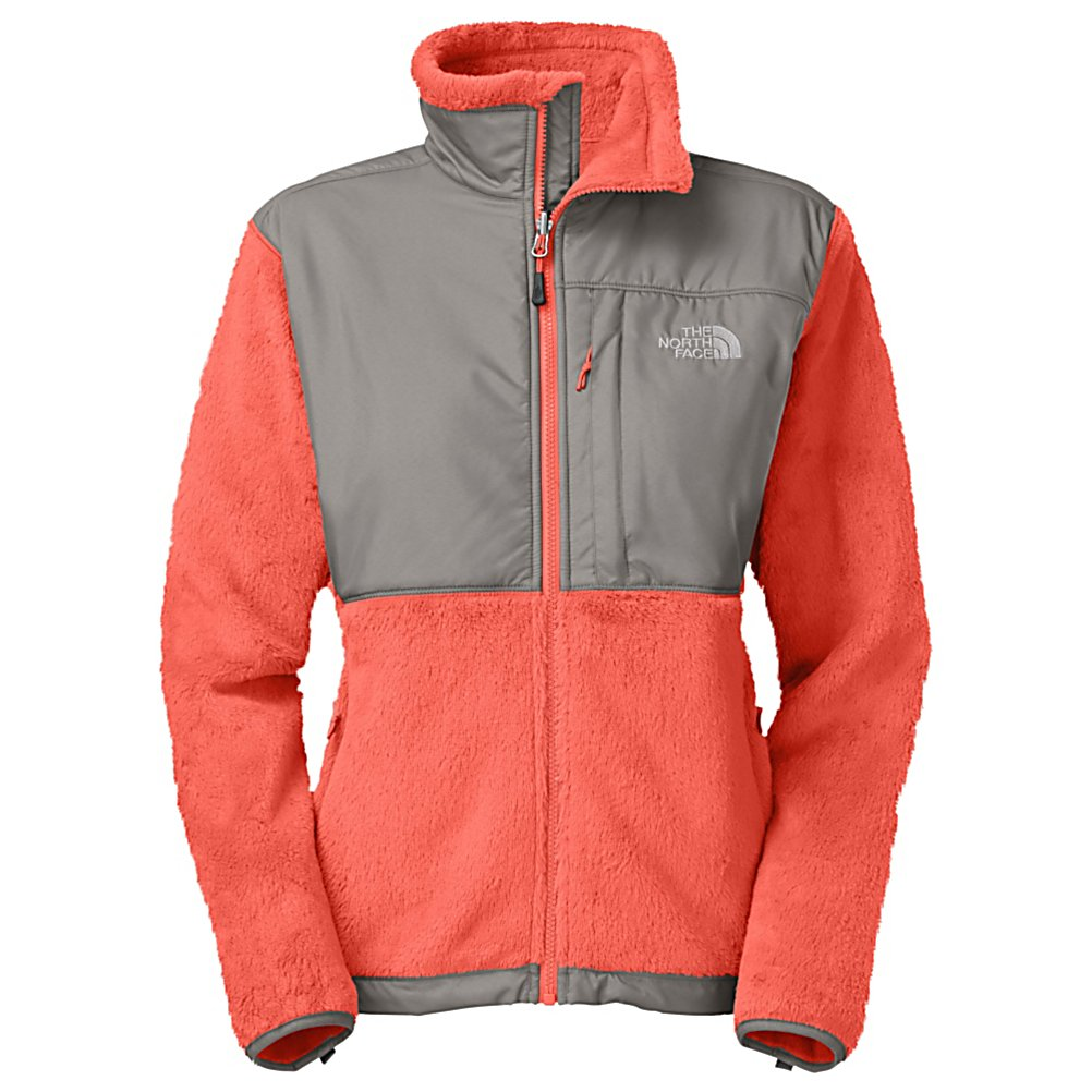 Ski The North Face Denali Thermal Womens Jacket - The Denali Thermal Jacket from North Face has an iconic style, designed to buffer you against the elements for ultimate comfort and protection. The very popular Polartec thermal pro fleece is warm, cuddly and soft to the touch, while the shoulders and chest are abrasion reinforced, meaning that the Denali Thermal will last you season after season. The North Face Denali Thermal Jacket is a classic and a must have for your collection. Features: Media Pocket, Hem Cinch Cord. Exterior Material: Polartec Thermal Pro Fleece, Insulation Weight: N/A, Taped Seams: None, Waterproof Rating: N/A, Breathability Rating: N/A, Warranty: Lifetime, Battery Heated: No, Race: No, Type: Fleece, Jacket Fit: Regular, Length: Medium, Insulation Type: Fleece, Waterproof: Not Specified, Breathability: Not Specified, Waterproof Zippers: No, Wind Protection: No, Model Year: 2014, Product ID: 318164, Shipping Restriction: This item is not available for shipment outside of the United States., Model Number: A6EJF3U-S, GTIN: 0808390801319 - $99.92