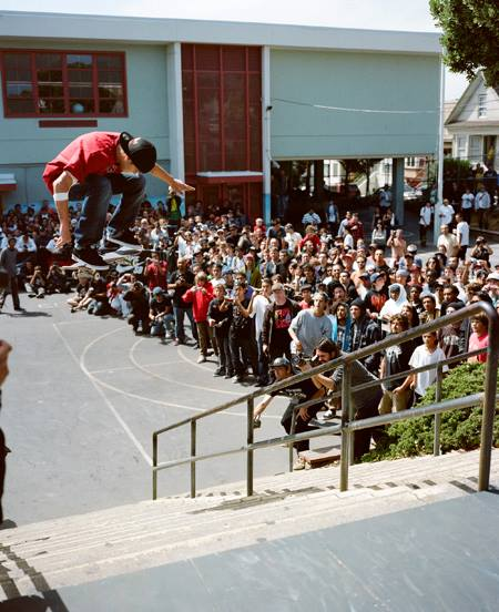 Skateboard 15 Years Strong: Ryan Sheckler & etnies. http://bit.ly/10XoKdd