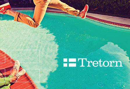 Entertainment The footwear of choice for hipsters: Tretorn. 60% off http://bit.ly/19bjlmh