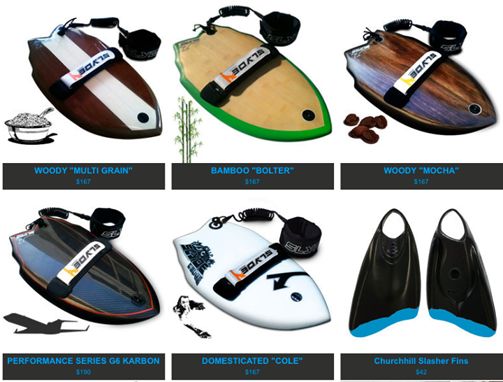 Surf Slyde into our SHOP!! www.slydehandboards.com
