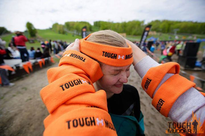 Fitness Mudders-- Did you know you can volunteer at Tough Mudder and run an event for as little as $20? 