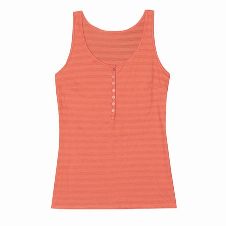 Entertainment This subtly striped tank is perfect for the days when being comfortable wins out over perfectly polished. Throw it on for a look that's casual and ultra-cozy too. - $22.00