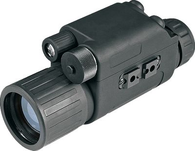 Your search for an entry-level Gen. 2+ nightvision monocular will be short with the Armasight Prime Pro. Equipped with a 3.5X magnification, automatic brightness control and integrated infrared illuminator, youll dominate the darkest of nights for a fraction of the cost of other nightvision monoculars. Water- and fog-resistant construction easily withstands conditions youre likely to encounter in the field. - $1,034.99
