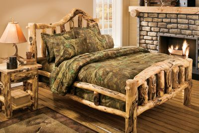 Hunting Outfit your bedroom with your favorite Realtree camo pattern. Cabelas seven-piece bedding sets come with a cozy comforter with 100% polyester fill. Sets also includes two sheets, two pillowcases (Twin includes one), two 20 x 26 shams (Twin includes one; King shams are 20 x 36). All pieces are 60/40 cotton/polyester. Machine washable. Imported. Sizes: Twin - 65 x 88 Twin XL - 68 x 90 Full - 80 x 90 Queen - 88 x 90 King - 102 x 90 Size: TWIN XL. Color: Timber. Type: Camo Bedding. - $99.99