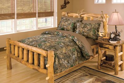 Hunting Outfit your bedroom with your favorite Realtree camo pattern. Cabelas three-piece bedding sets come with a cozy comforter with 100% polyester fill. Sets also include two 20 x 26 shams (Twin includes one; King shams are 20 x 36). All pieces are 60/40 cotton/polyester. Machine washable. Imported. Sizes: Twin - 65 x 88 Twin XL - 68 x 90 Full - 80 x 90 Queen - 88 x 90 King - 102 x 90 Size: TWIN XL. Color: Timber. Type: Camo Bedding. - $69.99