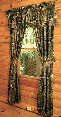 Hunting The natural contrast found in the woods comes to life in these drapes. Get lost in the details of the natural 3-D world of Mossy Oak Break-Up Infinity. Includes two tiebacks, and two unlined panels. Valance sold separately. Imported.Size:84L x 42W.Camo pattern: Mossy Oak Break-Up Infinity. - $49.99