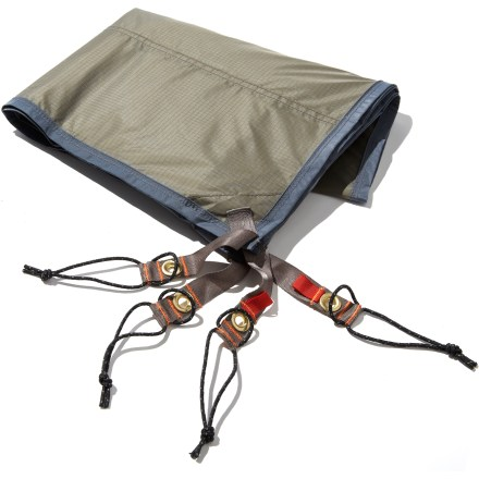 Camp and Hike Use the durable Astral 3P footprint under your Marmot Astral 3P tent to protect its floor from abrasion and wear. Sizing specific to the tent prevents water from pooling between the tent and footprint in rainy weather. Webbing stake-outs at tent corners provide easy attachment. - $65.00