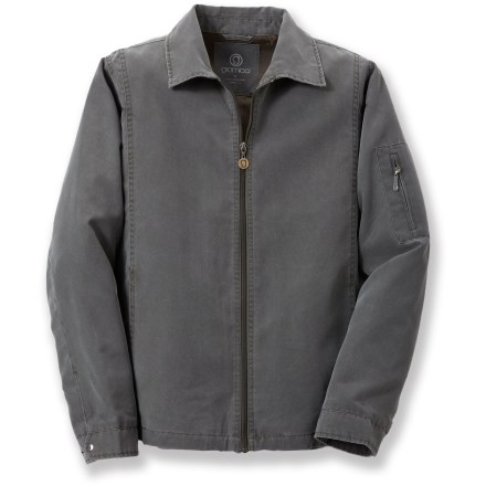 With a classic, clean style and relaxed fit, the Gramicci Foothills jacket is ideal for your casual outings like trips to the market or hanging with frends. - $35.73