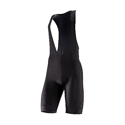 Free Shipping. Cannondale Men's Domestique Bib Short DECENT FEATURES of the Cannondale Men's Domestique Bib Short New Age fabric is warp-knitted, with an exceptionally soft hand and lightweight feel Contents Body: 80% nylon, 20% spandex Contents Mesh: 84% polyester, 16% spandex Inseam: 9in. / 23 cm Stretch mesh upper bib for extra comfort and breathability Small exterior rear pocket for key, credit card or nutrition Synergy Chamois, with multiple foam densities and perforated panels, reduces chafing and boosts breathability Elastic gripper in.Cannondalein. logo with silicone Reflective accents add visibility - $99.95