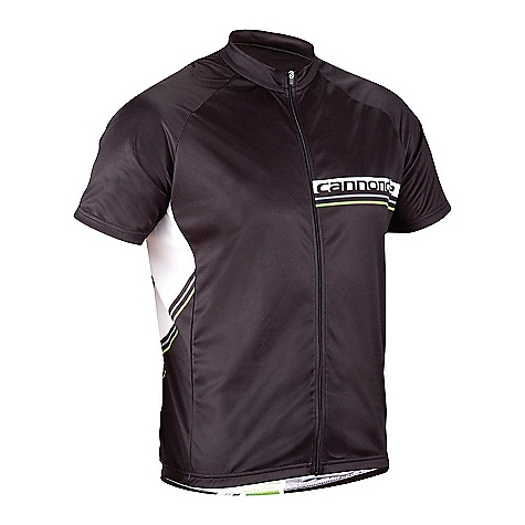 Free Shipping. Cannondale Men's Elite Jersey DECENT FEATURES of Cannondale Men's Elite Jersey Polyester fabric delivers excellent moisture-wicking and quick-drying performance so you stay comfortable as you ride Fabric provides UPF 50+ sun protection, shielding skin from harmful ultraviolet rays Full-length front zipper lets you control ventilation 3 rear pockets and an easy access zip pocket store a few biking essentials and snacks Reflective accents enhance visibility in low light Contoured to the body for enhanced aerodynamics, fitted cut offers freedom of movement without compromising technical performance - $100.00