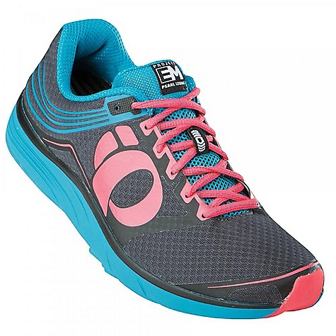 Fitness Free Shipping. Pearl Izumi Women's EM Road N 2 Shoe DECENT FEATURES of Pearl Izumi Women's EM Road N 2 Shoe Part of the Project E:Motion series which has been engineered to provide the smoothest running experience Features Dynamic Offset technology for a lively and smooth ride that eliminates forefoot slap and reduces shock Has a low 4mm drop and a combination of shock absorbing and energy return foams Neutral and has a cushioned level 2 midsole At 9 ounces, it is both light-weight and cushioned enough for high-mileage running Outsole has a rubber lugged pattern for traction and durability Seamless upper uses bonded technology for structure and durability, leaving the inside of the upper smooth and comfortable against your foot Insole has a deeply cupped heel that securely cradles the foot Women's specific fit The SPECS Weight-Size 8: 8.7 oz / 246g - $119.95