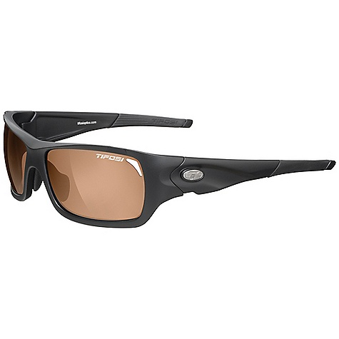 Free Shipping. Tifosi Duro Polarized Sunglasses FEATURES of Tifosi Duro Polarized Sunglasses   Polarization: Polarized lenses   Made of Grilamid TR-90: a homopolyamide nylon characterized by an extremely high alternative bending strength, low density, and high resistance to chemical and UV damage   Hydrophilic rubber ear and nose pieces for a no-slip fit - $69.95