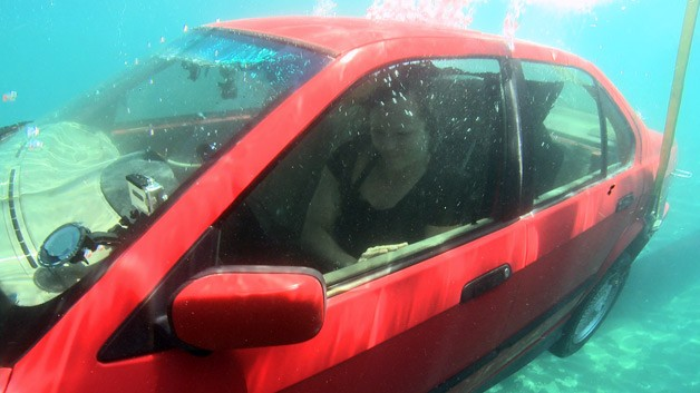 Entertainment How to Escape a Car Underwater