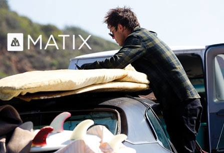 Surf Matix clothing just got started. http://bit.ly/13R1kr2