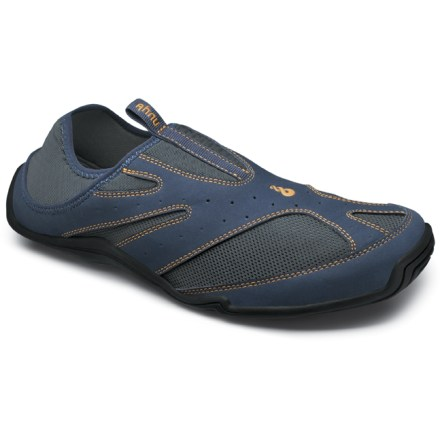 Kayak and Canoe From kayaking to boogie boarding to tidepool wading, the Ahnu Delta water shoes protect your feet without weighing you down. - $29.73