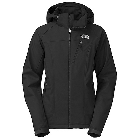 Free Shipping. The North Face Women's Apex Elevation Jacket DECENT FEATURES of The North Face Women's Apex Elevation Jacket Standard Fit Fully adjustable, insulated removable drop hood Brushed collar lining Napoleon chest pocket Two hand pockets Self fabric adjustable cuff tabs Hem cinch-cord The SPECS Avg Weight: 1000 g (35.27 oz) Fabric: Body: 75D 217 g/m^2 (6.4 oz/yd^2) 100% polyester TNF(TM) Apex Universal with DWR (durable water repellent) / Insulation: 100 g body and sleeves, 60 g collar and hood PrimaLoft(R) Eco Length From Center Back: 26in. This product can only be shipped within the United States. Please don't hate us. - $198.95