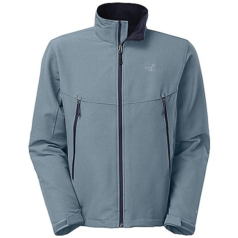 Free Shipping. The North Face Men's RDT Softshell Jacket DECENT FEATURES of The North Face Men's RDT Softshell Jacket TNF Apex Universal fabric wind permeability rated at 10-15 CFM Two secure-zip hand pockets Bonded self fabric cuff tabs Hem cinch-cord adjustment in pockets The SPECS Average Weight: 17.64 oz / 500 g Center Back Length: 28in. 90D 260 g/m2 (9/17 oz/yd2) 93% polyester 7% elastane double weave with FlashDry This product can only be shipped within the United States. Please don't hate us. - $129.95