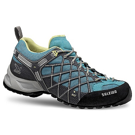 Free Shipping. Salewa Women's WS Wildfire Shoe DECENT FEATURES of the Salewa Women's WS Wildfire Shoe Upper: Microfiber Forefoot Ballistic Mesh Exa Shield Over Injected 3D Cage Lining: Mesh Outsole: Vibram Tech Approach EVO The SPECS Weight: 350 g - $128.95