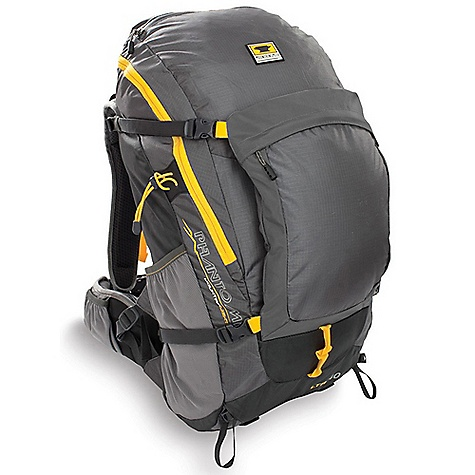 Free Shipping. Mountainsmith Phantom 40 Pack DECENT FEATURES of the Mountainsmith Phantom 40 Pack Internal Hydration Bladder 210d High Tenacity Nylon Rip Stop Ten Essentials Accessory Front Pocket Side Compression Straps with Quick Release Hardware Delta Wing Compression Waistbelt Adjustment Perforated Air-Flow Shoulder Straps with Zonal Load Dispersion Breezeway Suspension Backpaneliter Perforated Air-flow shoulder straps with Zonal Load Dispersion padding ICS Cup waistbelt fitment Breezeway suspension backpaneliter Lumbar Control Point pad Hybrid dual panel loader Front panel pivoting stash sleeve Diamond airmesh foam back panel and waistbelt with DWR anti-sweat finish Contoured PE framesheet with Spring Steel hoop for increased load support Delta Wing Compression waistbelt The SPECS Capacity: Up to 35 lbs 210d Duramax RipStop Nylon 420d Duramax Nylon 210d RipStop Liner The SPECS for S/M Fit Range: 15in. - 18in. Dimension: (L x H x D): 22.5 x 10.5 x 8.75in. Weight: 3 lbs 9 oz / 1.6 kg Volume: 2560 cubic inches / 42 liter The SPECS for M/L Fit Range: 18in. - 21in. Dimension: (L x H x D): 24 x 10.5 x 8.75in. Weight: 3 lbs 13 oz / 1.7 kg Volume: 2750 cubic inches / 45 liter - $129.95