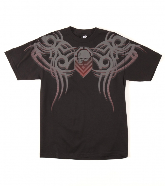 Motorsports Metal Mulisha Mens 100% Cotton Tee. Renato ''Babalu'' Sobral MMA signature series. - $20.99