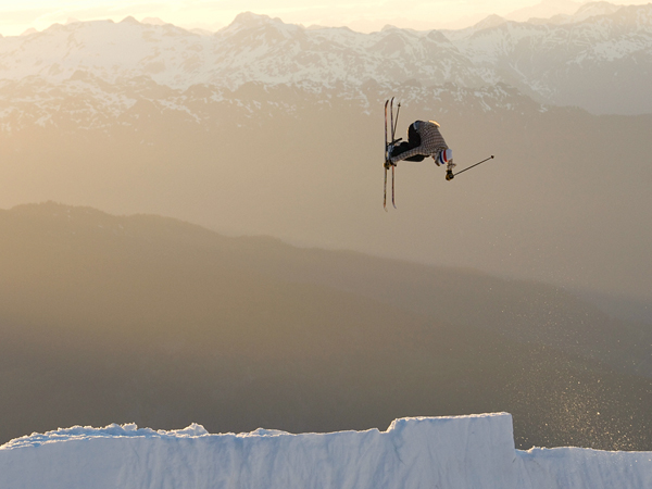 Snowboard Whistler and Blackcomb, British Columbia are for skiers and snowboarders who want the biggest of everything.  On a budget, stay at the Aava Whistler Hotel, if not, the Fairmont Chateau Whistler