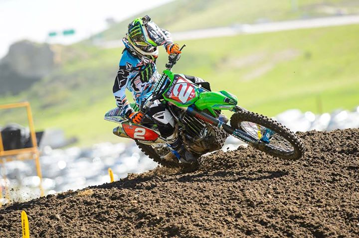 Motorsports Ryan Villopoto continues his winning streak as he dominated this weekend's Pro Motocross taking 1-1 in Colorado!