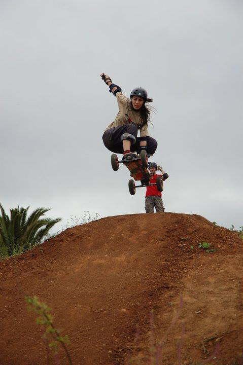 Extreme Girls On Boards
