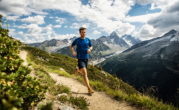 Fitness Mike Foote Ultra Trail Running in the French Alps