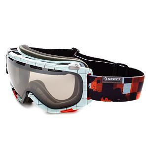Ski Scott Fix Goggles - What you desire most Scott is giving you in the Fix goggles. The lightweight spherical dual lenses are engineered to match the natural curvature of the human eye for an unrivaled panoramic view at every angle. This along with 100% UV protection reduces the chance of major eye fatigue. A permanent No Fog Anti-Fog Lens Treatment has also been applied which works in conjunction with the ACS ventilation system reducing unwanted moisture buildup. The supreme multi-layered face foam benefits you with a comfortable all day wear and the design to engage flawlessly with helmets increases versatility. With the Scott Fix Goggles you will never again be yearning for more as they know what you crave and have delivered like no other. Features: Top of the Line Multi-Layered Face Foam. Race: No, Category: Adult, OTG: No, Comes w/ Case: No, Special Feature: No, Frame Size: Medium, Spherical Lens: Yes, Polarized: No, Photochromatic: No, Rubberized Strap: No, Helmet Compatible: Yes, Spare Lens Included: No, Goggle Ventilation: Medium, Goggle Lens Change: Moderate, Frame Size: Medium, Lens Shape: Spherical, Lens Type: Mirrored, Model Year: 2012, Product ID: 240569, Model Number: 214322-PLBL-N32, GTIN: 0886118048994 - $59.99