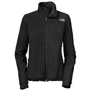 Ski The North Face Ruby Raschel Womens Soft Shell Jacket - The North Face Ruby Raschel Jacket is a coveted, lightweight soft shell and was built for any and all outdoor activities in inclement weather. This jacket is a lightweight soft shell jacket that is lightly insulated and features a soft silken fleece lining to keep you comfortable. The construction is a durable fabric with slight elastane for stretch to aid with range of movement when and where it counts. Paired with a lightly insulated Silken fleece lining for plush comfort against skin. . GTIN: 0053329585994, Model Number: A51RJK3-XS, Shipping Restriction: This item is not available for shipment outside of the United States., Product ID: 268794, Model Year: 2014, Wind Protection: Yes, Waterproof Zippers: No, Breathability: Not Specified, Insulation Type: None (Shell), Length: Medium, Jacket Fit: Regular, Type: Softshell, Race: No, Battery Heated: No, Warranty: Lifetime, Breathability Rating: N/A, Waterproof Rating: DWR Treated, Taped Seams: Critically Taped, Insulation Weight: N/A, Exterior Material: TNF Apex Aerobic Stretch with DWR - $89.92
