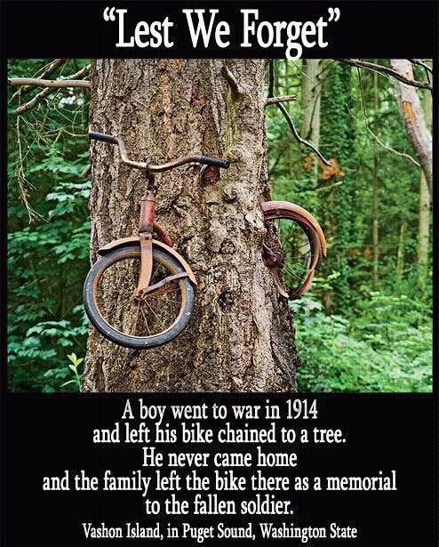 MTB Happy Memorial Day. 