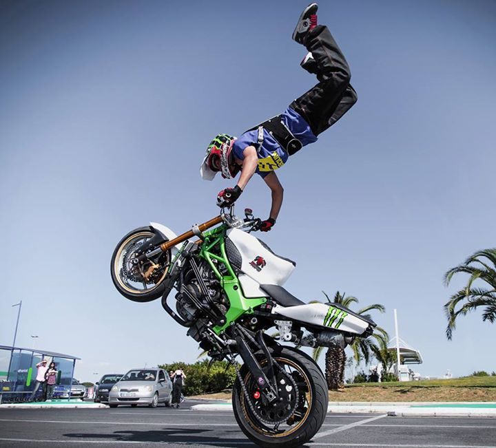 Motorsports Jorian Ponomareff Stunt Rider (Official) pushes the limits in his latest video edit! Watch here: http://www.youtube.com/watch?v=2vYYPCKIbdo