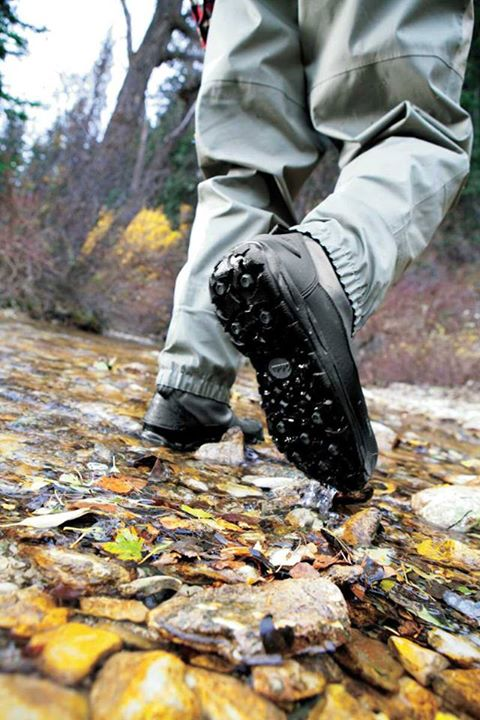 Camp and Hike The Cabela's Guidwear BOA Tech Wading Boots: http://bit.ly/12fRQrM