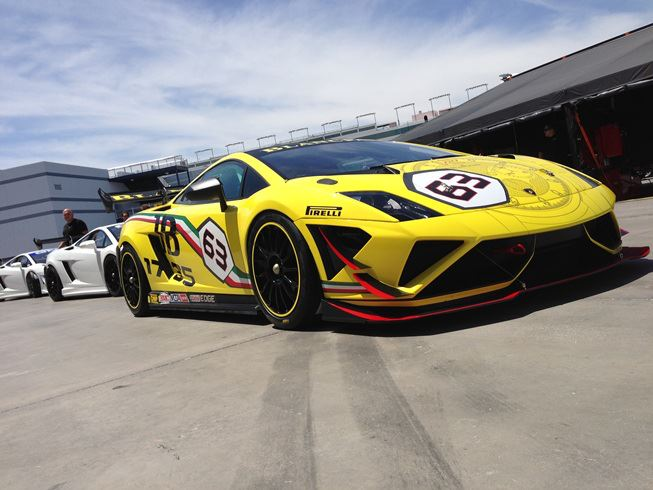 Auto and Cycle After just wrapping up three days of training and testing we are excited for the premiere of the Super Trofeo race series to finally land on North American soil. Stay tuned...