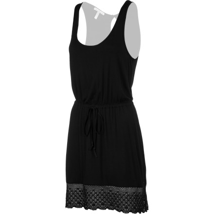 Reach for the O'Neill Women's Outcome Dress when you have a barbecue, baby shower, or dinner party to attend. - $41.95
