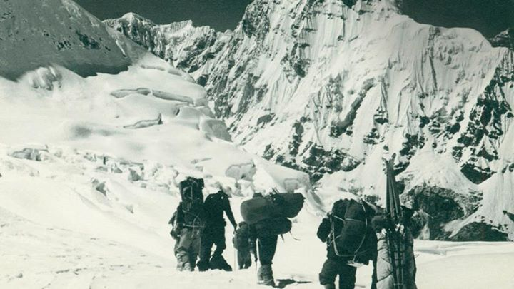 Camp and Hike Ahead of the 50th anniversary of the first American ascent of Everest, multiple teams planned commemorative climbs:  http://bit.ly/XpShNE