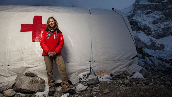Climbing Emergency aid at the top of the world: http://bit.ly/XpTd4B