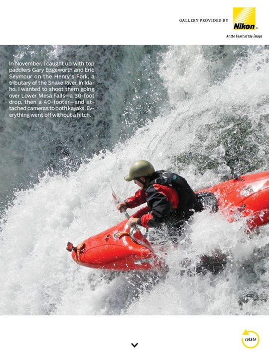Kayak and Canoe outsidemagazine