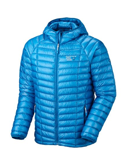 Camp and Hike World's Lightest Down Jacket