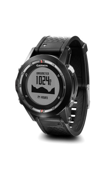 Camp and Hike GPS Watch With Extended Battery Life