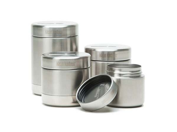 Camp and Hike Stylish, Functional Food Canisters