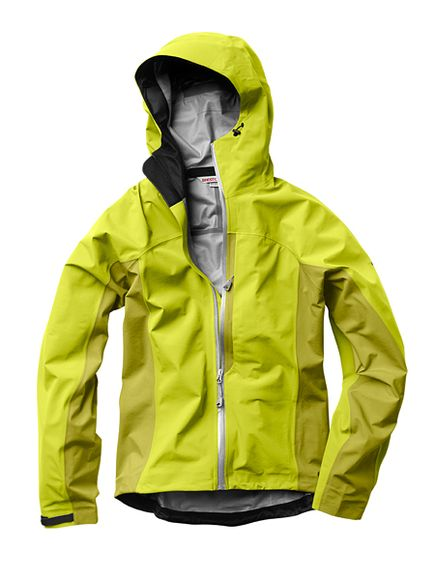 Camp and Hike Superlight, All-Season Alpine Shell