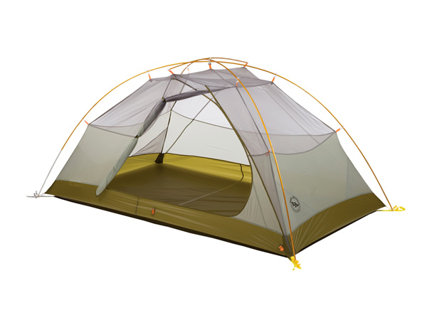 Camp and Hike Big Agnes Fishhook UL2 Tent