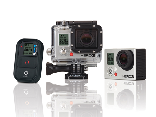 Extreme GoPro Hero3 Black Edition Hands-Free Camera