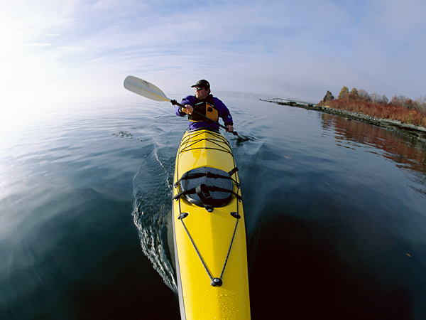 Kayak and Canoe With 400 miles of coastline and 1,500 miles of rivers,Narragansett Bay, Rhode Island is a paddler's dream destination.  Eastern Mountain Sports kayak school in Lincoln rents boats (www.kayak-ems.com)