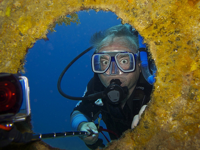 Scuba The Gregory wreck - Sint Maarten