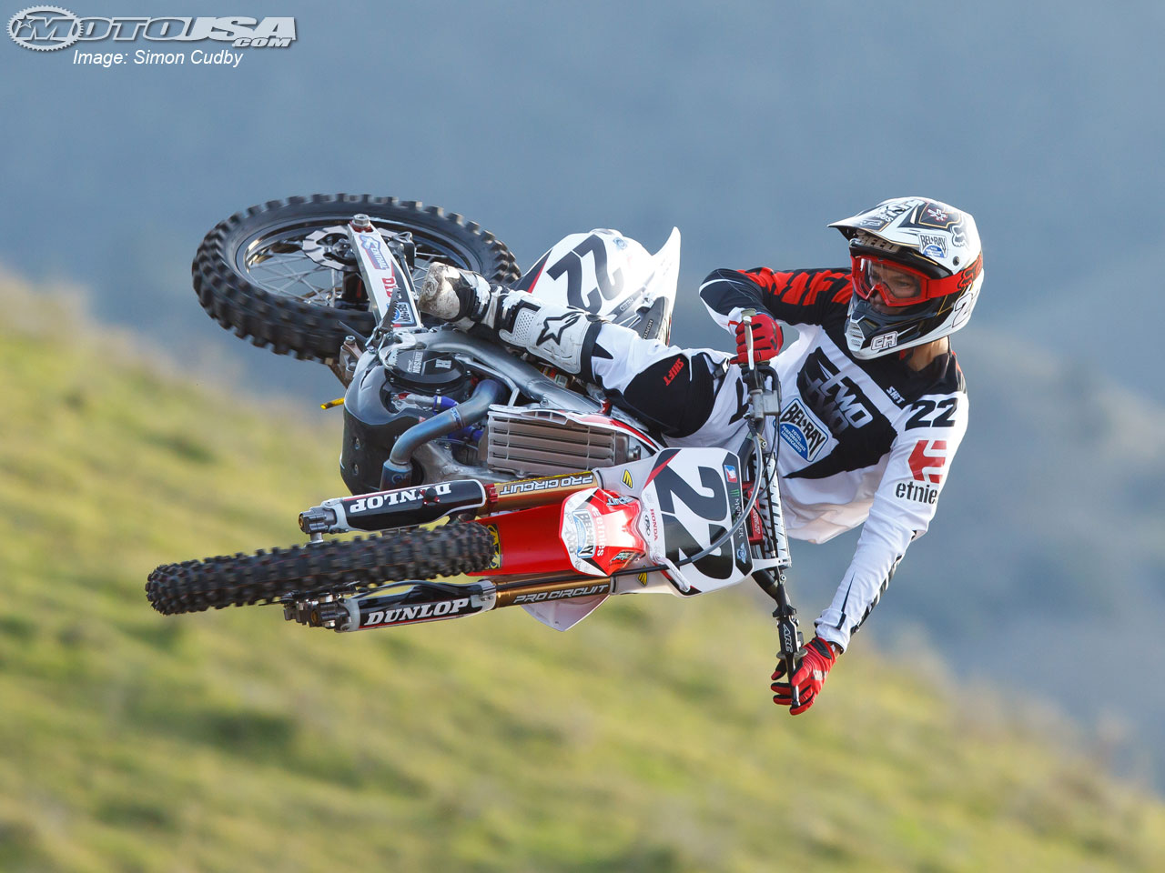 Motorsports Chad Reed!!
