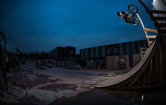 BMX Will Herman – Table